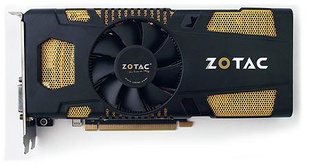 Zotac 560 Ti 448 core FRONT