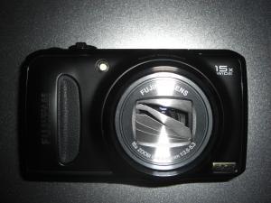 壊れたカメラ