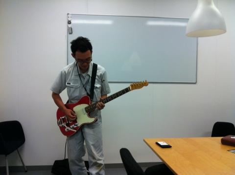 ライブ in IKEA会議室1