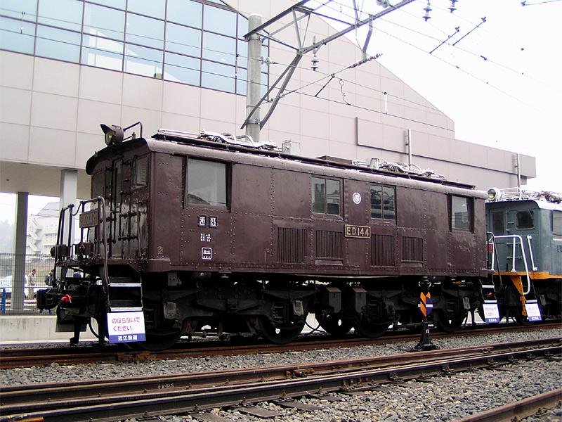 日々ヌル鉄 近江鉄道のED14