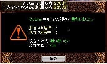 11.1.25 紅Gvビクトリア結果
