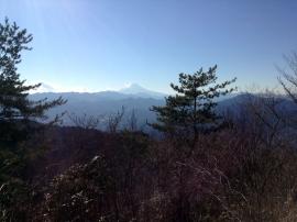 Fuji from Shoto-san