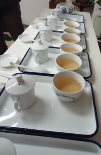 白茶年代別
