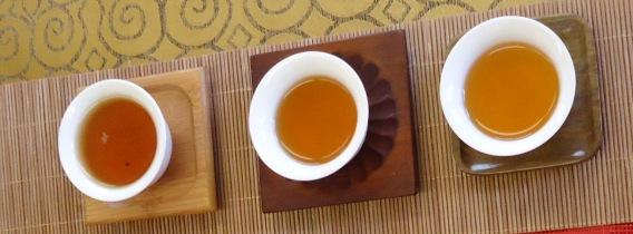 趣味講座ー紅茶(温度の違い)