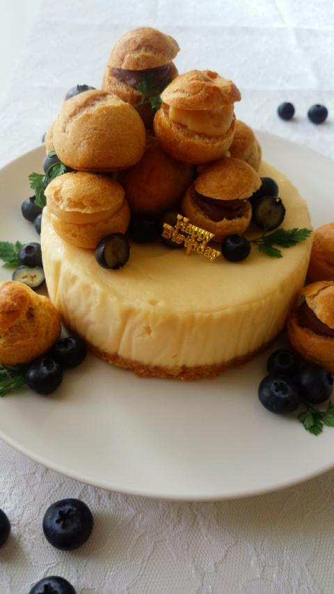 バースデーケーキ7