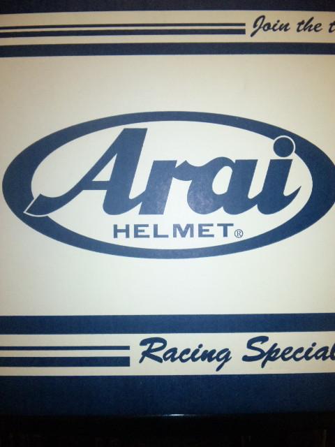 アライヘルメット RX-7RR5 IQ RX-7RC