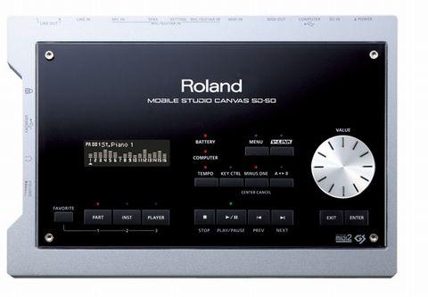 MIDI音源SD-50
