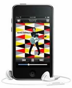 iPodTouch第三世代 MC086J/A