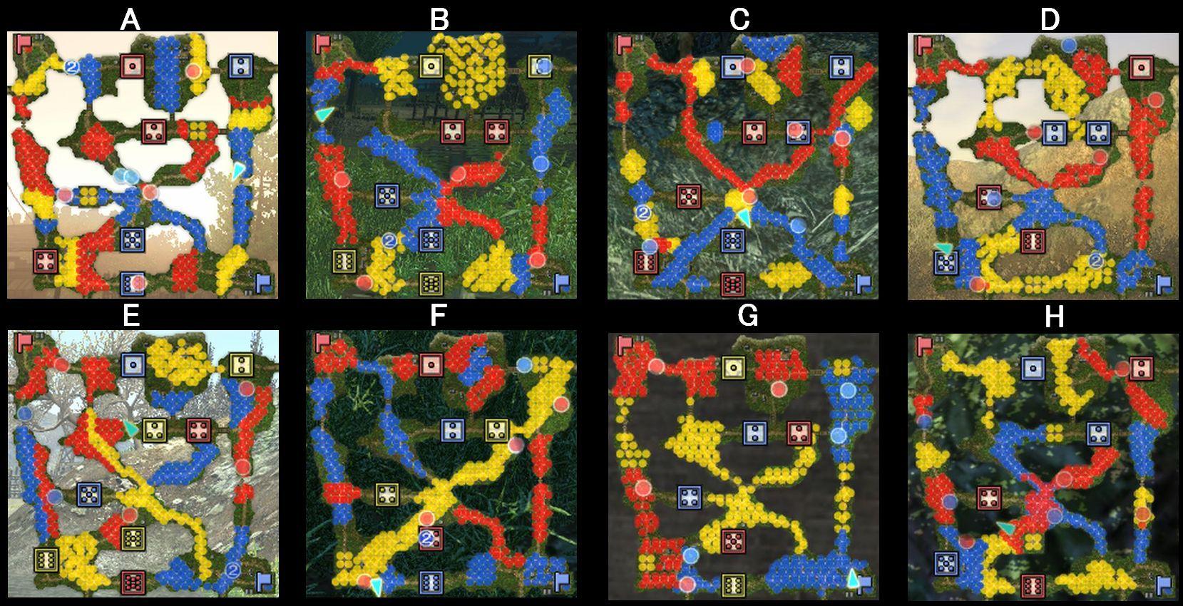 河港MAP