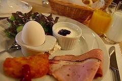 森の朝食11