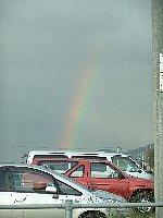 20101116朝の虹