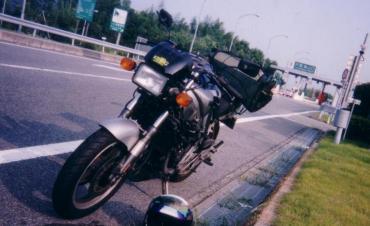 カワサキ KR250S 丹波篠山