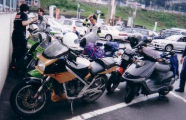 1998年KROG軽井沢
