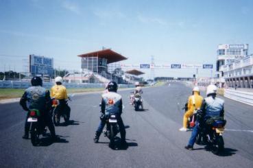 1998年AROC筑波KAZEミーティング