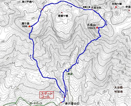 久住山山開き (40)