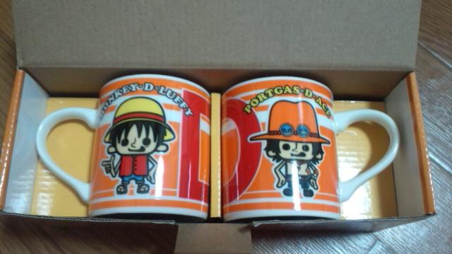 ワンピースマグカップ2