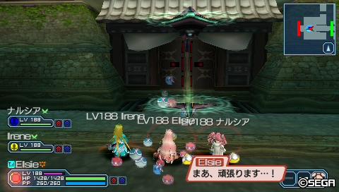 乱破犇めく星霊祭 インフラソロ3