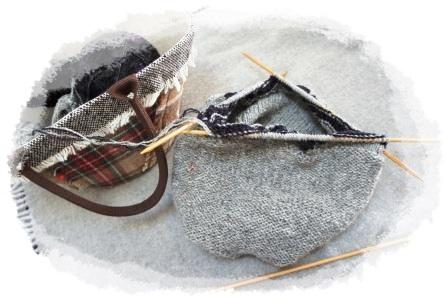 0107毛糸の帽子