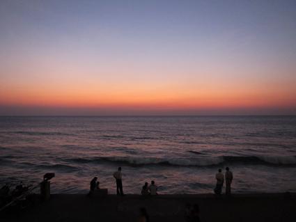 スリランカ海2