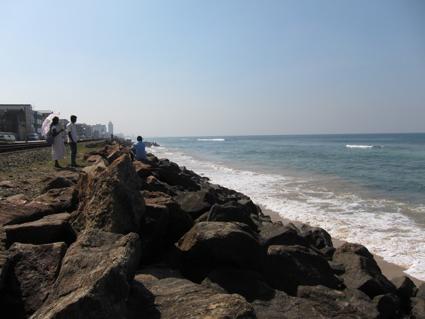 スリランカ海3