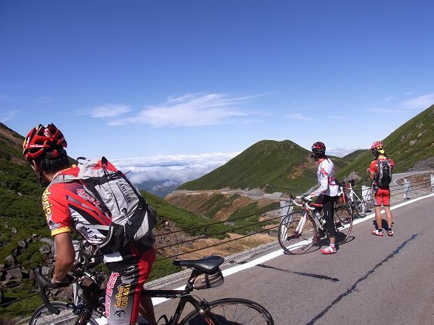 20101011乗鞍紅葉サイクリング0434