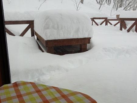 12月なのに大雪5