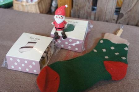 靴下クリスマス