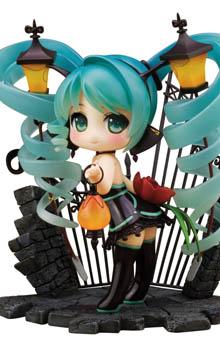 キャラクター・ボーカル・シリーズ01 初音ミク Lampミク feat.猫魚 (PVC製塗装済み完成品)