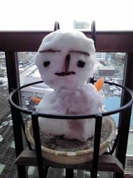 雪だるま2011