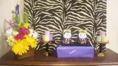 2011.3雛祭り玄関棚飾り