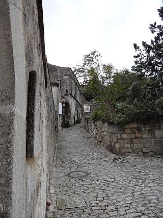 レ・ボーの要塞