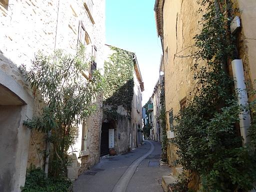 リュベロンの小さな村