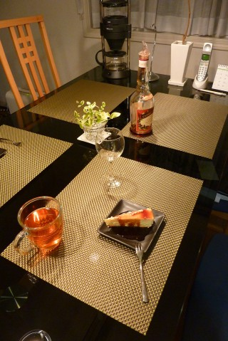 カリガリス ダイニングテーブル