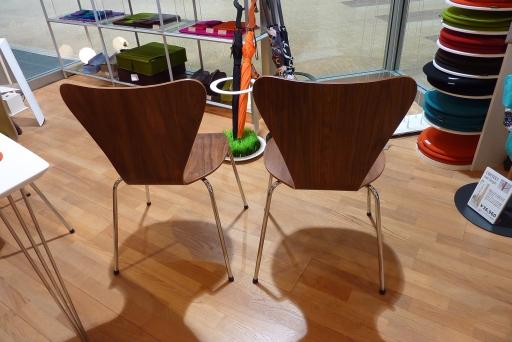 mode en casa bubble chair