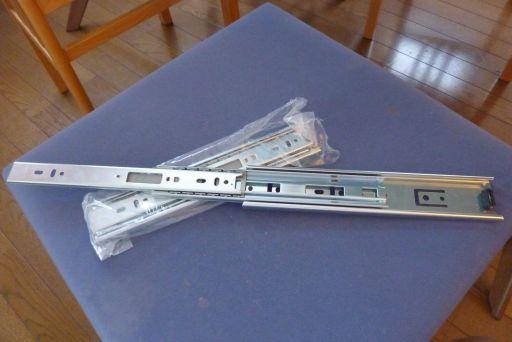 ランプ 3段引スライドレール