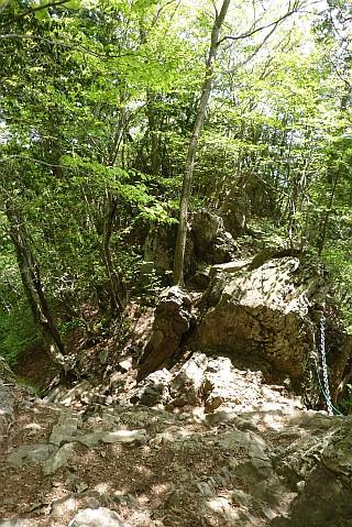 御岳山 ハイキング