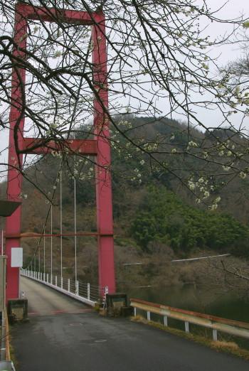 月ヶ瀬八幡橋