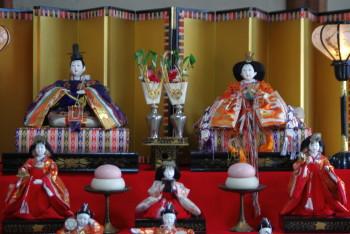 雛人形関東式