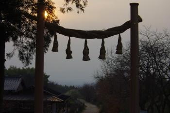 桧原神社鳥居