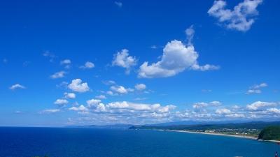 浜村海岸 鳴き砂