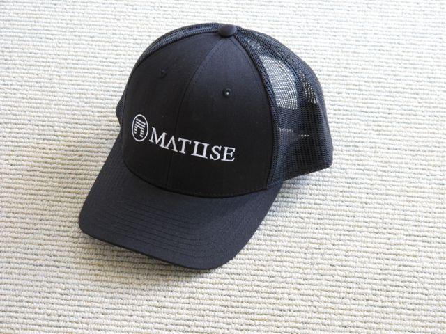 マテュースウェットスーツ CAP Black