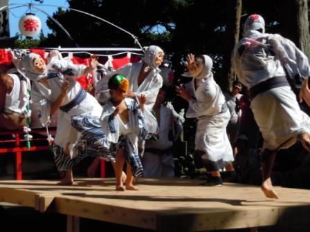 田牛祭り2