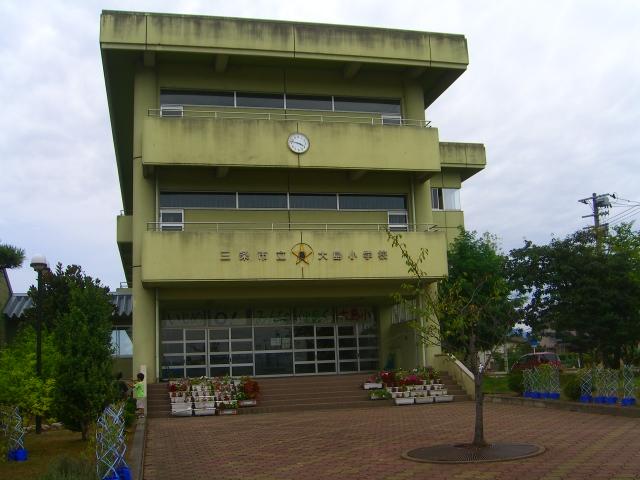 母校の大島小学校