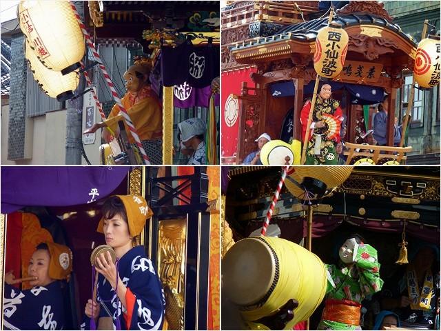 川越祭り③2011-10-16