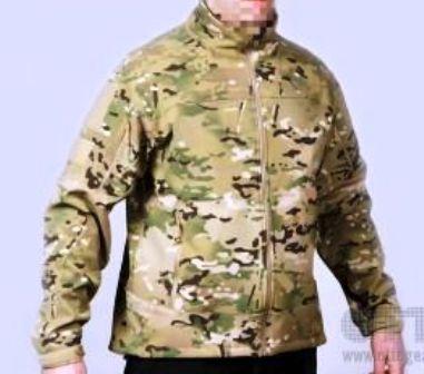 DK Jacket Heavy MultiCam