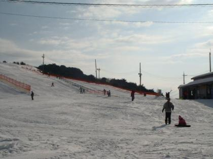 大江山スキー場大平ゲレンデ