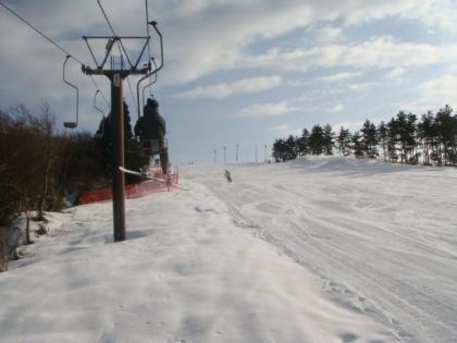 大江山スキー場第一リフト