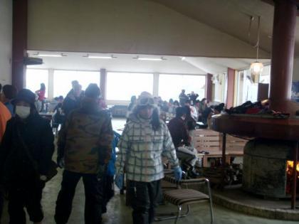 大江山スキー場レストハウス