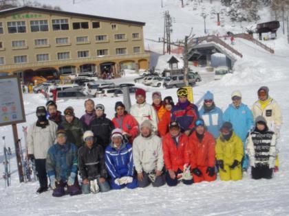 2005 志賀高原スキー・ツァ