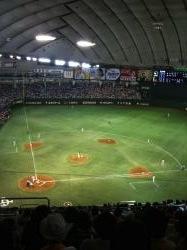東京ドーム野球